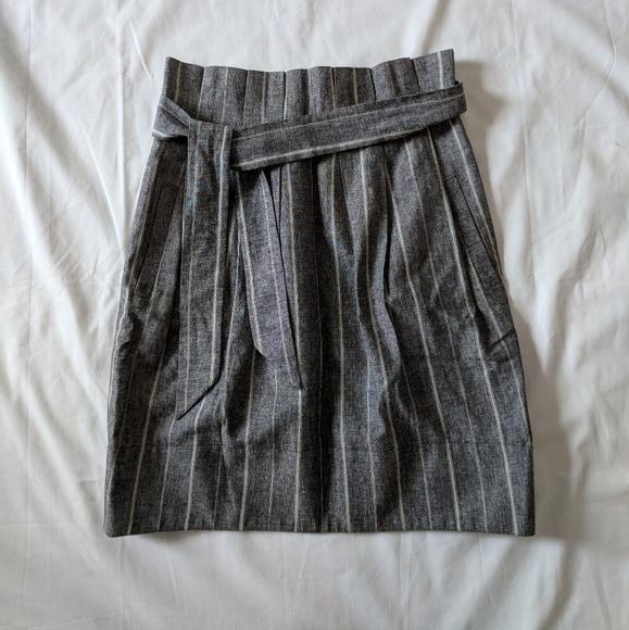 db00761847 BCBGMaxAzria Skirts | Bcbg Max Azria Paperbag Skirt Size 4 | Poshmark